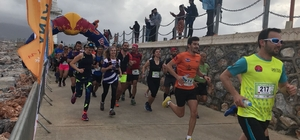 Alanya Ultra Maratonu'na yoğun katılım