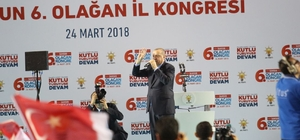 """Cumhurbaşkanı Erdoğan: """"Kimse Türk ordusuna 'Suriye'de istila hareketi yapıyor' diyemez"""""""