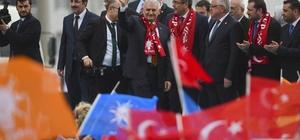 AK Parti Gaziantep Gençlik Kolları 5. Olağan İl Kongresi