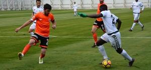 Hazırlık maçı: Atiker Konyaspor: 2 - Adanaspor: 0