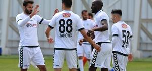 Atiker Konyaspor, hazırlık maçında Adanaspor'u 2-0 yendi