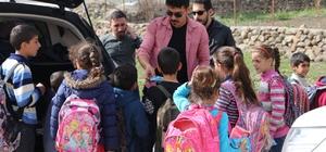 Kaymakam Çetin'den örnek çiftçiye ikinci proje desteği