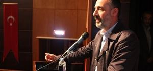 'Benim Adım Kudüs' konulu konferans düzenlendi