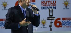 AK Parti Samsun 6. Olağan İl Kongresi