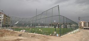 Elazığ'da fırtına