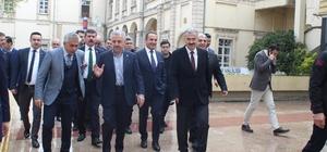 Bakan Arslan'dan İzmir'in yerel paydaşlarına proje eleştirisi
