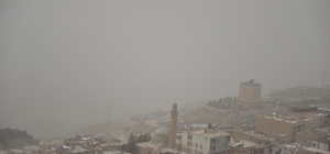Mardin'de toz taşınımı