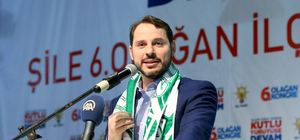 AK Parti Şile İlçe Kongresi