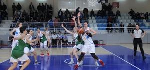 Kadınlar Basketbol 1. Ligi: Elazığ İl Özel İdare: 63 - Urla Belediyesi: 60