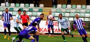 TFF 3. Lig: Muğlaspor: 0  - Yeni Orduspor: 2
