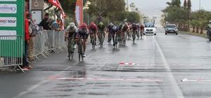 Uluslararası 2.2 Elit Erkekler Yol Bisikleti Yarışı devam ediyor