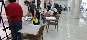 'Türkülerin Rengi' yarışması renkli görüntüler ortaya çıkardı