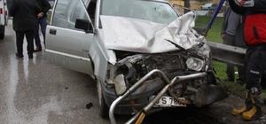 Manisa'da zincirleme trafik kazası: 6 yaralı