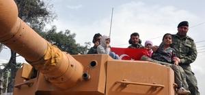 Afrin'de yaşam normale dönüyor