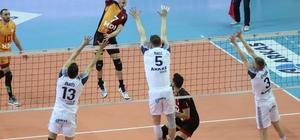 Efeler Ligi: Arkasspor: 3 - Galatasaray: 1