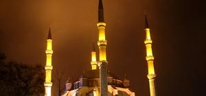 """Edirne'de """"Dünya Saati"""" hareketine destek"""