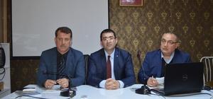 Besni Eğitim Bayramı hazırlık toplantısı yapıldı