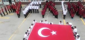 Şehit Eren Bülbül'ün arkadaşlarından Mehmetçik'e destek