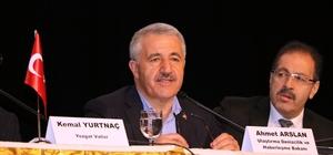 """Bakan Arslan, """"Yapılan hizmetler ülkenin gelişmesi ve büyümesi için"""""""