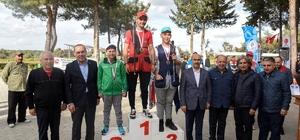"""Adana'da """"Valilik Kupası Trap ve Skeet Atıcılık Yarışması"""" yapıldı"""