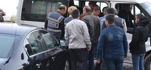 Kırıkkale'de hırsızlık suçlarından aranan 4 kişi yakalandı