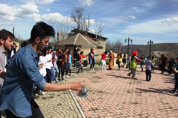 Arapgir'de Kütüphaneler Haftası etkinlikleri