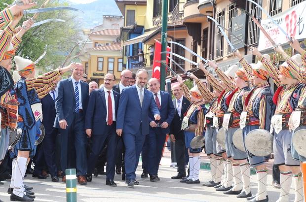 Image result for Bursa'da Fetih Coşkusu