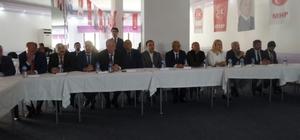 MHP Sinop İstişare Toplantısı