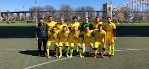 Malatyaspor USA sahasında 3-0 galip geldi