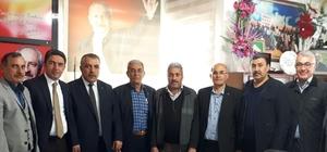 "Kiraz'dan STK vurgusu CHP İl Başkanı Enver Kiraz: ""STK'lar siyasi partilere yön vermeli"""