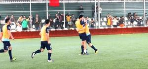 AOSB Futbol Turnuvası'nda çeyrek final maçları oynandı