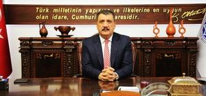 Başkan Gürkan'ın 10 Nisan kutlaması