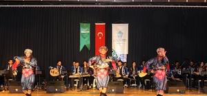 """Ereğli'de """"Türkülerimiz ve Halk Oyunlarımızla Anadolu"""" programı gerçekleştirildi"""