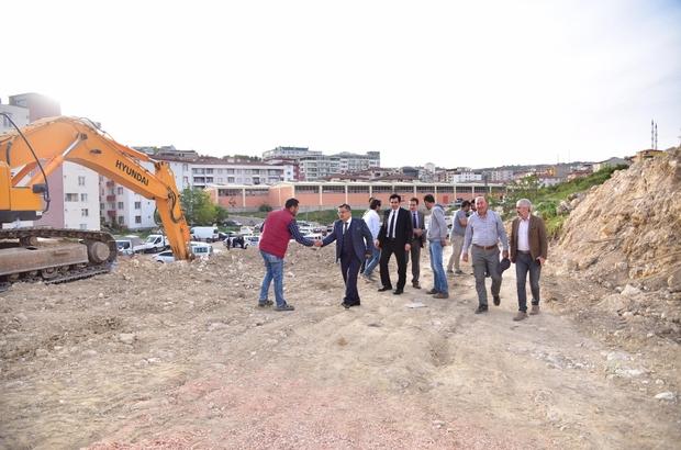 Ertuğrulgazi ve Hürriyet mahallelerine atık arıtma tesisi kuruluyor