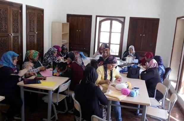 Kadın Meslek Zenginleştirme merkezi sayısı 12'ye yükseldi