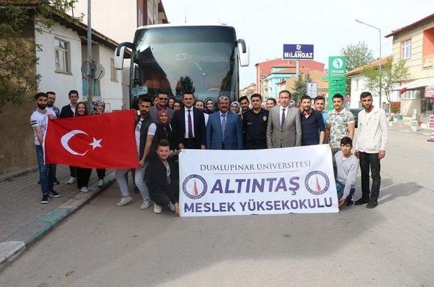 Altıntaş'tan Mardin'e gönül köprüsü