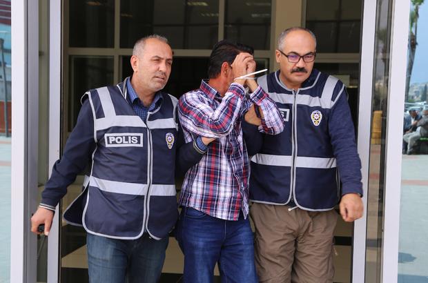 Hatay'da cinsel istismar iddiasına tutuklama