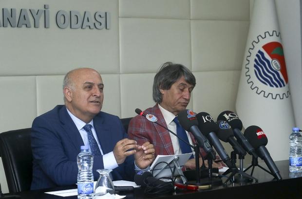 """Kızıltan: """"Kentimize değer katmaya devam edeceğiz"""" MTSO Başkanı Ayhan Kızıltan: """"'Ben değil, biz diyerek' uyum içinde çalışmaya devam edeceğiz"""""""
