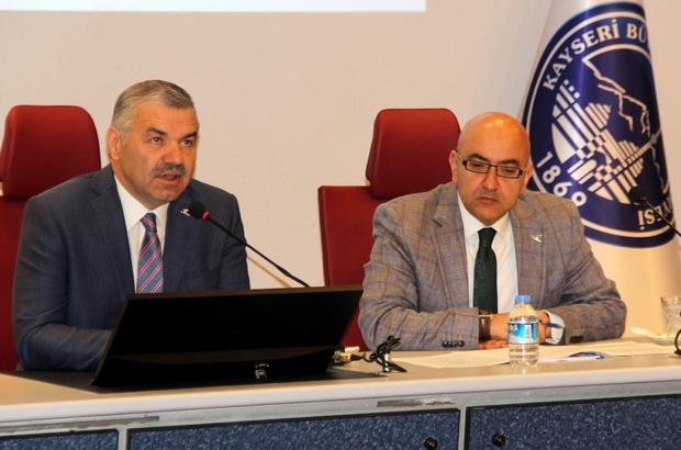 """Büyükşehir Belediye Başkanı Mustafa Çelik: """"Satılık malımız yok, ama teklif gelirse değerlendiririz"""" Başkan Mustafa Çelik, Erciyes Kış Turizm Merkezi'nin 2017-2018 sezonunu değerlendirdi Erciyes'te ziyaretçi sayısı 2 milyon 250 bine ulaştı"""