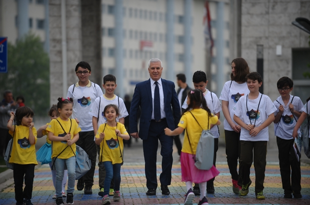 """20 bin öğrenci """"Nilüfer Uluslararası Spor Şenlikleri""""nde buluşuyor"""