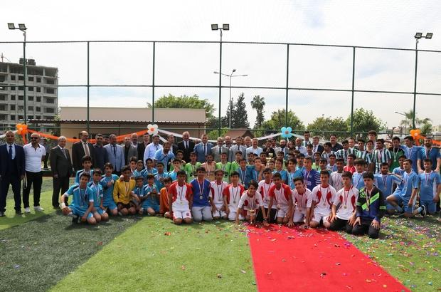İmam Hatip Okulları Futbol Turnuvası sona erdi