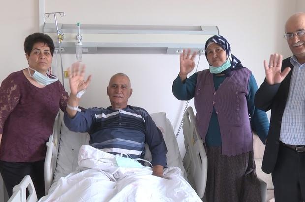 Tek akciğerli hastaya açık kalp ameliyatı Dünyada bugüne kadar 4 kez yapılan ameliyat, Uşak'ta bir hafta içerisinde 2 defa yapıldı