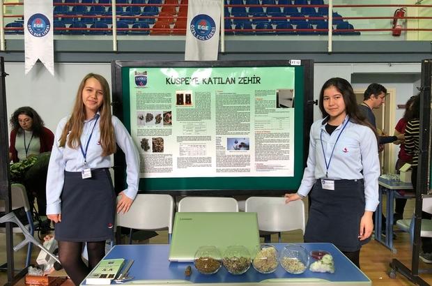 SANKO ortaokulu öğrencilerine özel ödül