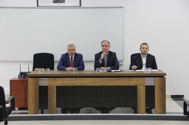 SAÜ İlahiyat Fakültesi vakfı toplantısı gerçekleşti
