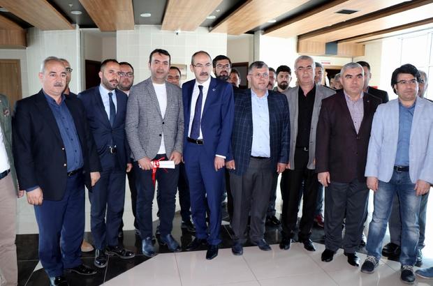 """Gülsoy mazbatasını aldı KTO Başkanı Ömer Gülsoy: """"Üyelerimizin emaneti emin ellerdedir"""""""