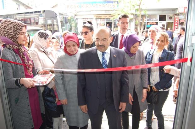 """Kayyumdan kadınlara özel iş yeri Bitlis Valisi ve Belediye Başkan Vekili İsmail Ustaoğlu: """"Bu çalışma ile ciddi bir boşluğu Bitlis Belediyesi olarak giderdiğimizi düşünüyoruz"""""""
