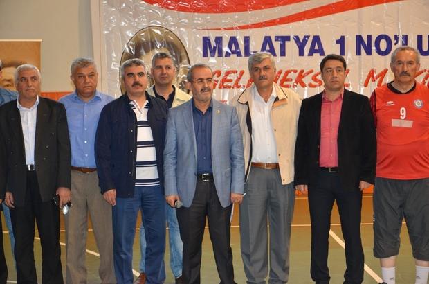 Eğitim Bir sen Malatya Şubesi Mehmet Akif İnan Voleybol Turnuvası