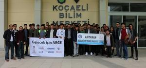 Türkiye, Bilim Merkezine akın etti