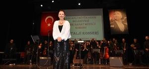 Büyükşehir Türk Sanat Müziği Korosu'ndan konser