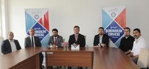 Şırnak'ta 'Şehircilik Zirvesi' düzenlenecek